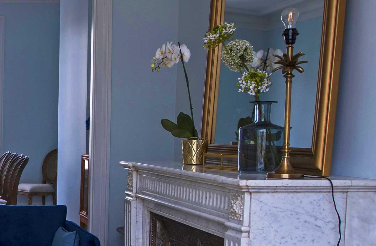 Salon de la Maison ReN à Deauville